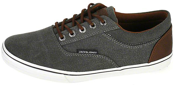 jack jones vision canvas spider urban denim schuhe. Black Bedroom Furniture Sets. Home Design Ideas