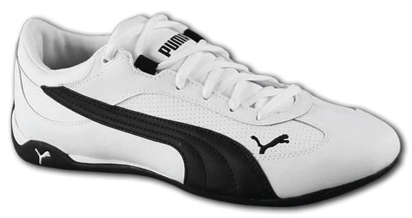 puma fast cat leather sneaker