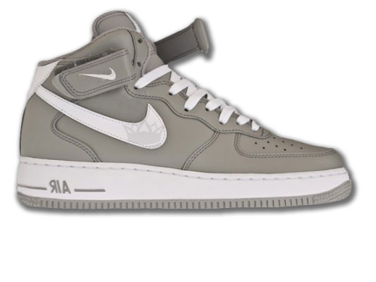 nike air force grau