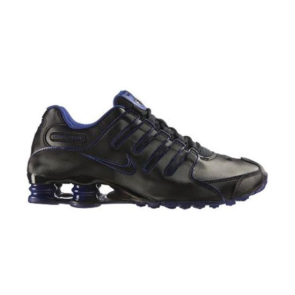 Nike Shox NZ EU Schwarz/Blau