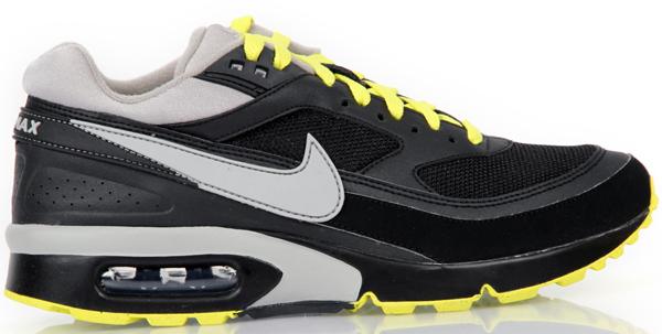Nike Air Max Grau Gelb