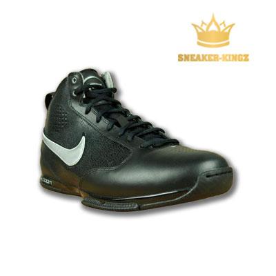 Nike Zoom BB III Schwarz/Silber