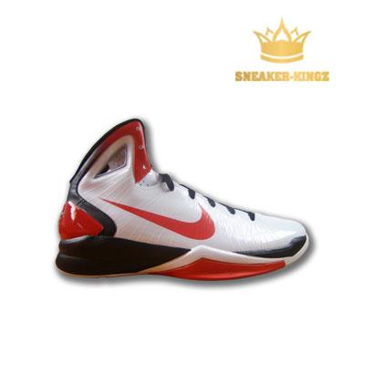 Nike Hyperdunk 2010 Wei�/Rot