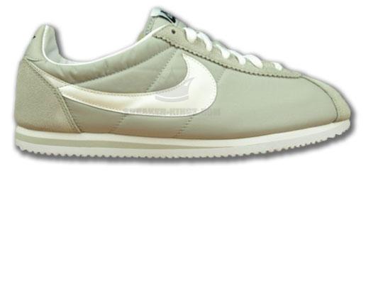 Nike Cortez Damen Grau