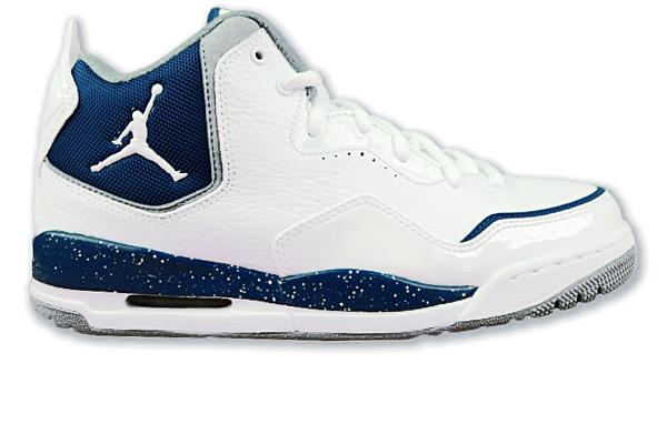 innovative design 34cba 1f330 Nike Air Jordan Courtside Weiss Blau Neu Größen wählbar