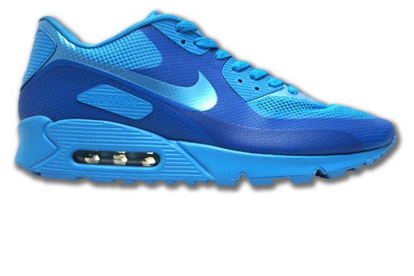 Nike Air Max 90 Hyperfuse Blau