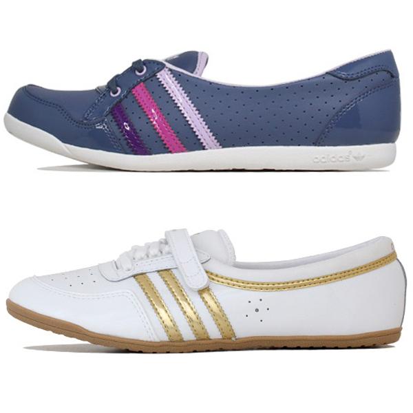 4b0987b4c85132 Das Bild wird geladen Adidas-Originals-Concord-Round-W -Forum-Slipper-Ballerina-