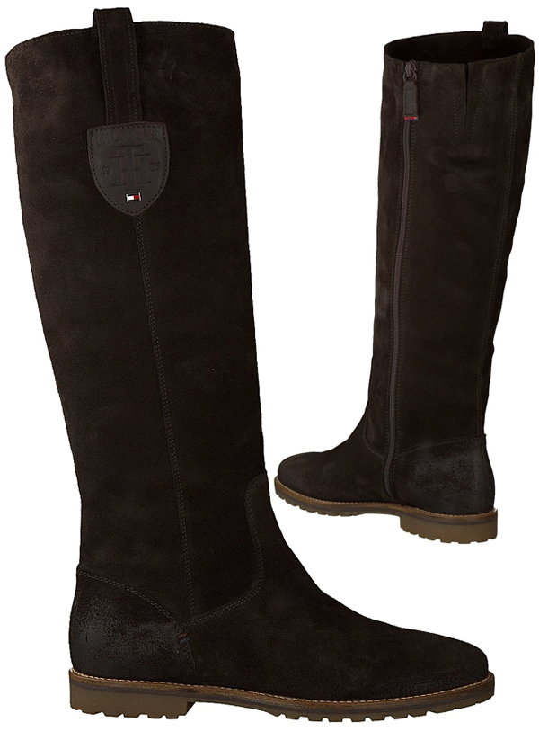 tommy hilfiger wera 15a stiefel boots gr en und farben w hlbar leder neu winter. Black Bedroom Furniture Sets. Home Design Ideas
