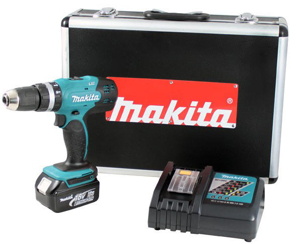 makita bhp453rfx lxt 18v akkuschrauber bohrschrauber 3 0. Black Bedroom Furniture Sets. Home Design Ideas