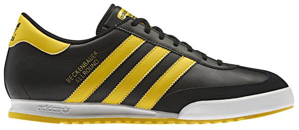 Adidas Schuhe Schwarz Gelb