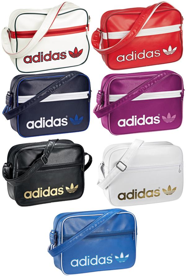 Adidas AC Airline Bag Neu 7 Farben wählbar Messenger Umhängetasche ... 82979872f617b