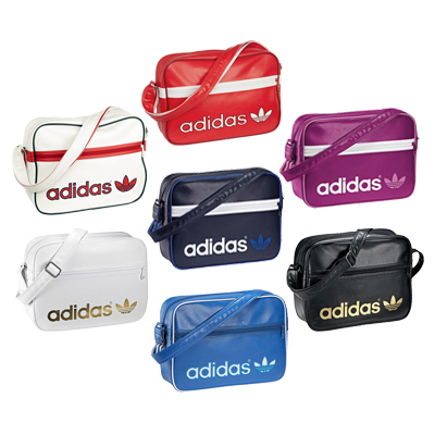 adidas ac airline bag neu 7 farben w hlbar messenger. Black Bedroom Furniture Sets. Home Design Ideas