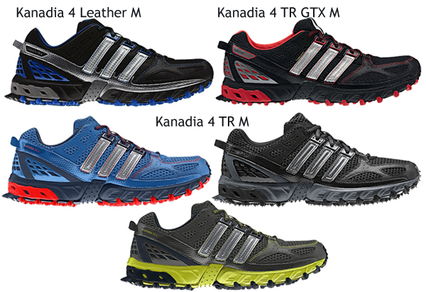 check out a85c8 3232f La imagen se está cargando Adidas-kanadia-4-TR-GTX-m-Gore-Tex-